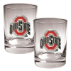 Ohio State 2pc Rocks Glass Set