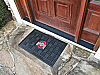 Ohio State Medallion Door Mat 18x30