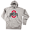 Ohio State Buckeyes Gray Hoodie