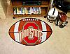 "Ohio State Football Rug 22""x35"""