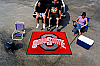 Ohio State Tailgater Rug 60&quot;72&quot;
