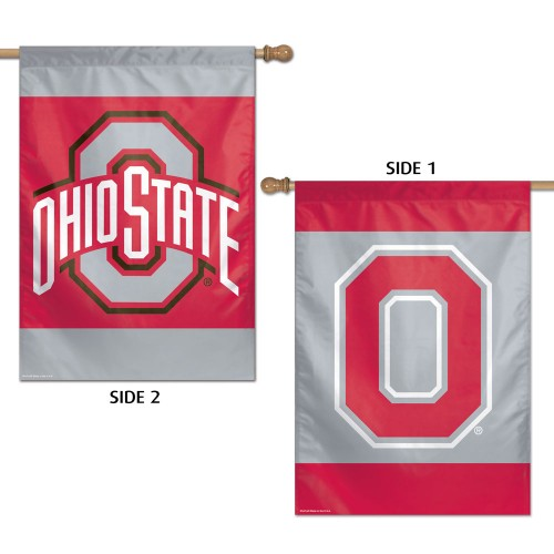 Ohio State Buckeyes Double-Sided Banner
