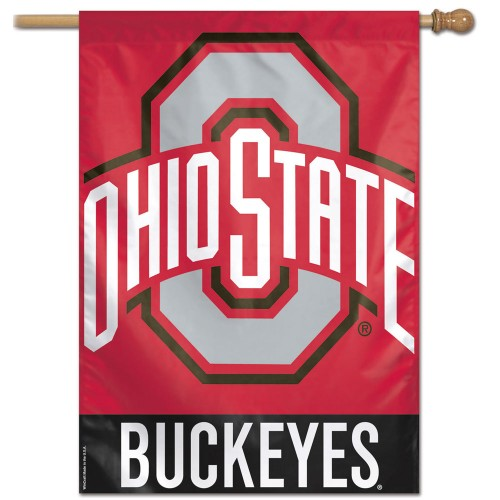 Ohio State Buckeyes Banner 28 X 40