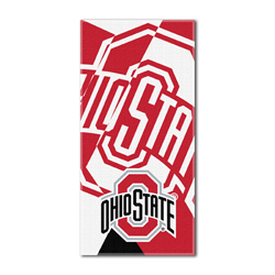 Ohio State University Official Oversized Beach Towel