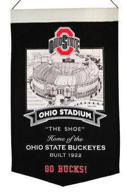 Ohio State Stadium Banner