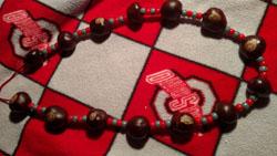 14ct Buckeye Necklace